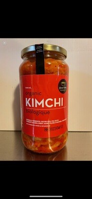 Green Table - Organic Kimchi  (1000l)
