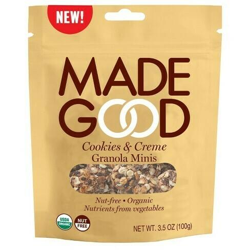 Made Good - Cookies & Creme Granola Minis  100g