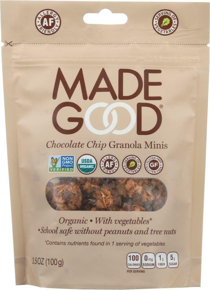 Made Good - Choc. Chip Granola Minis  100g