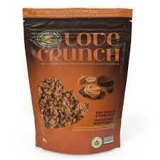 Love Crunch - 700g Dark Chocolate & Peanut Butter