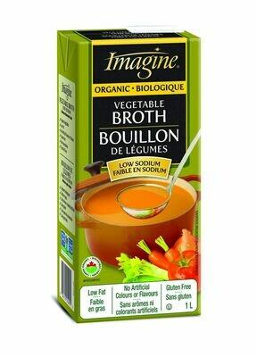 Imagine Foods - Vegetable Low Sodium Broth