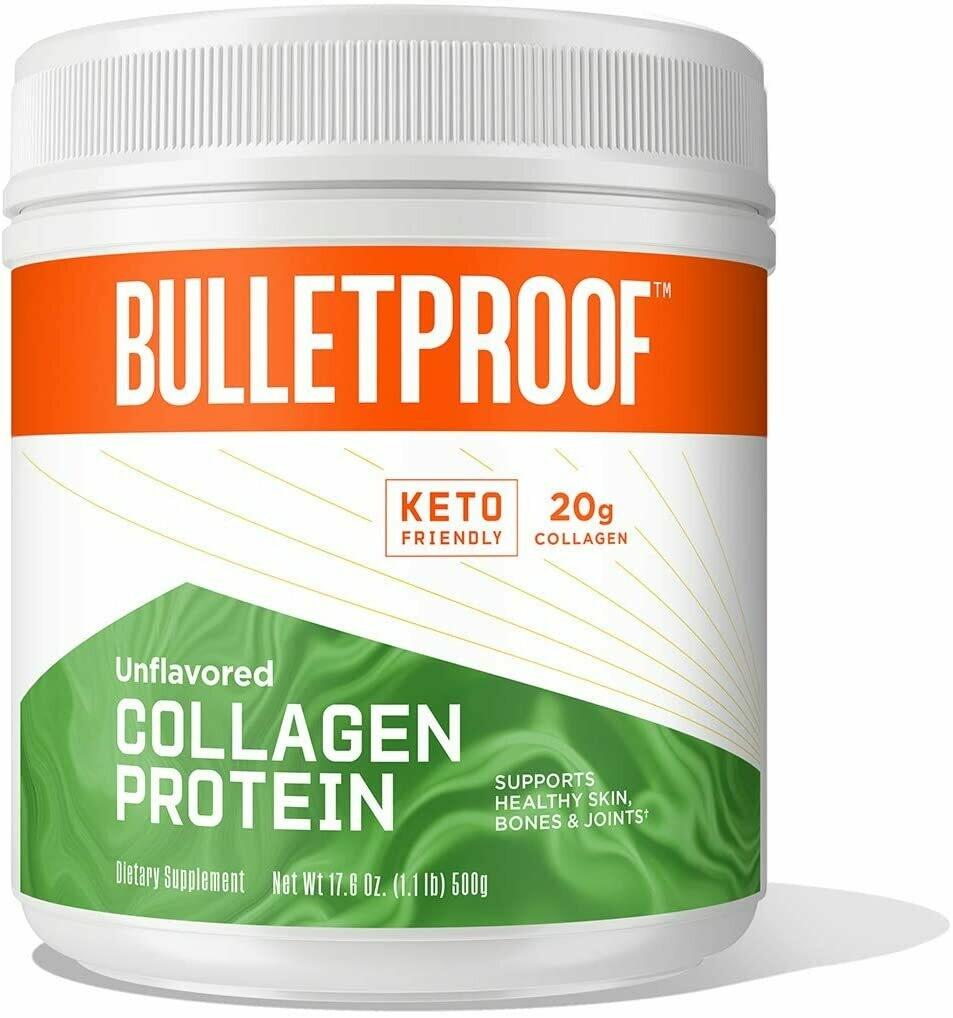Bulletproof -  Collagen Protein Unflavoured 500g