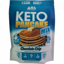 ANS KETO Pancake Mix Chocolate Chip  455g