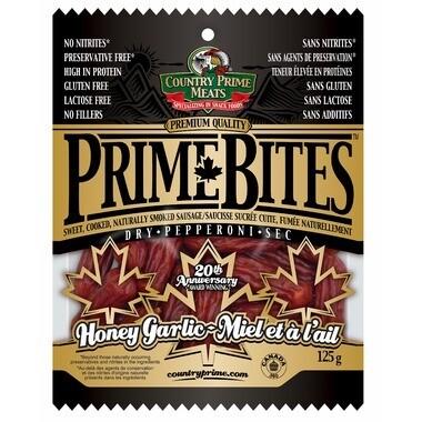 Prime Bites Honey Garlic  125g