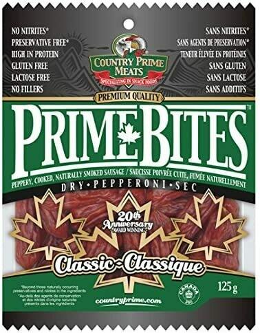Prime Bites Classic  125g
