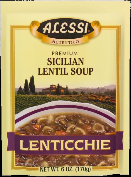 Alessi - Sicilian Lentil Soup
