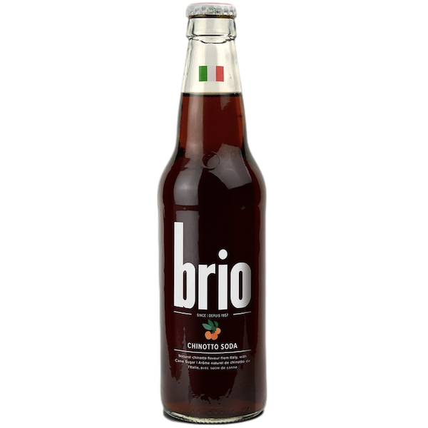 brio - Chinotto Glass (335ml)