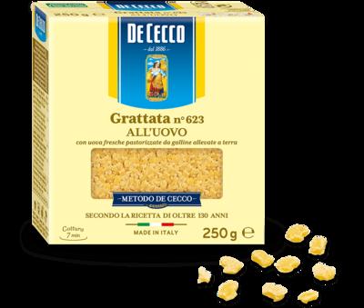 DeCecco - Grattata All'Uovo  250g