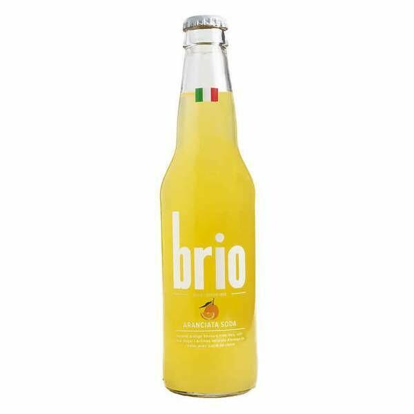 brio -Limonata Glass (355ml)