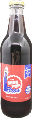 Soda Pop Bro's - Cherry Cola 355ml