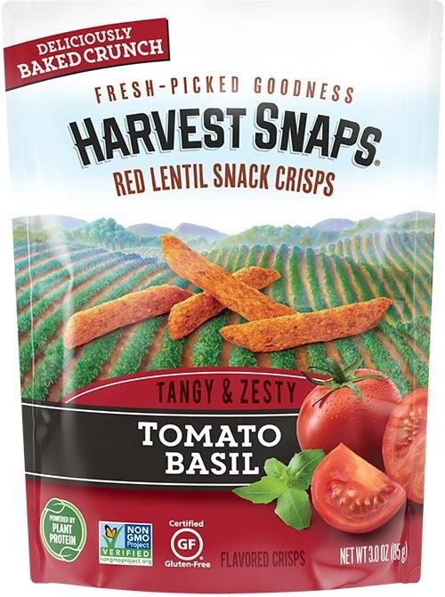 Harvest Snaps - Tomato Basil