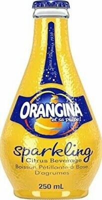 Orangina Sparkling Citrus Beverage  250ml