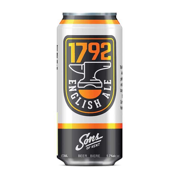 Sons of Kent - 1792 English Ale