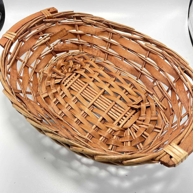 Willow Basket 14x9x4