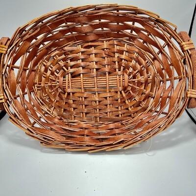 Willow Basket w/handles