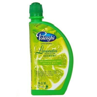 Premium Lime Juice 125ml