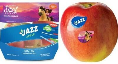 Apples - JAZZ 2lb bag