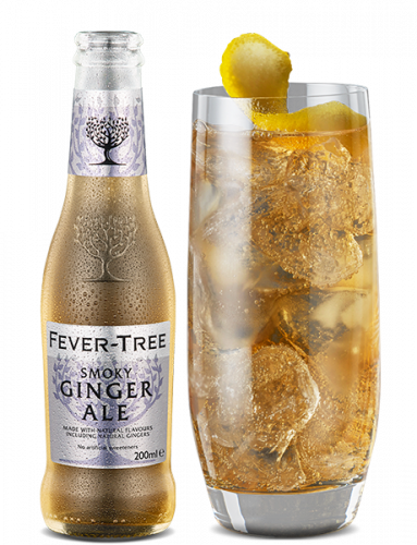 Fever Tree - Smoky Ginger Ale 4pk