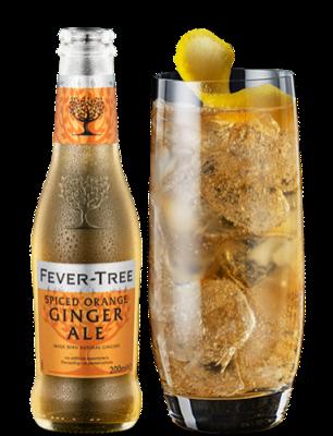 Fever Tree - Spiced Orange Ginger 4pk