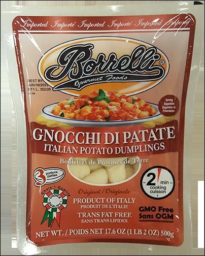 Borrelli - Gnocchi Di Patate