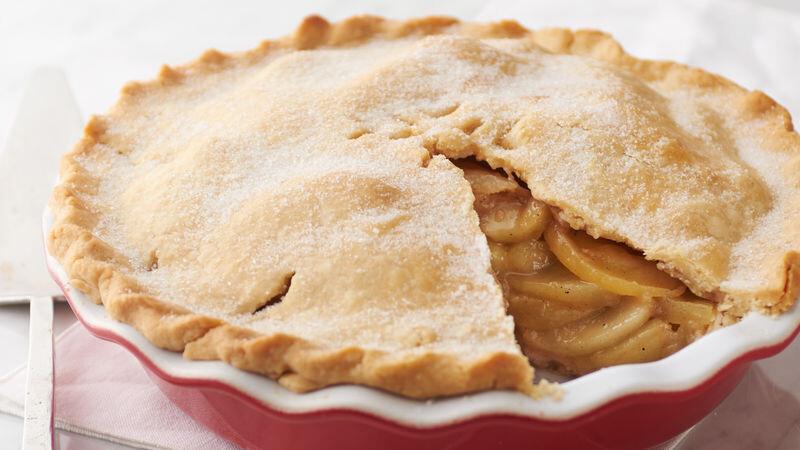 Frozen Harrow Pie - Apple