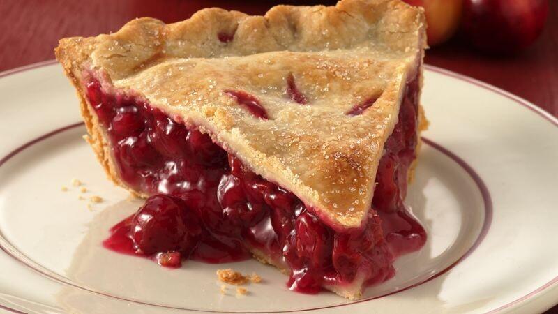 Frozen Harrow Pie - Cherry