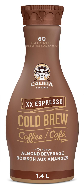 Califia - Cold Brew Coffee - XX Espresso 1.4L
