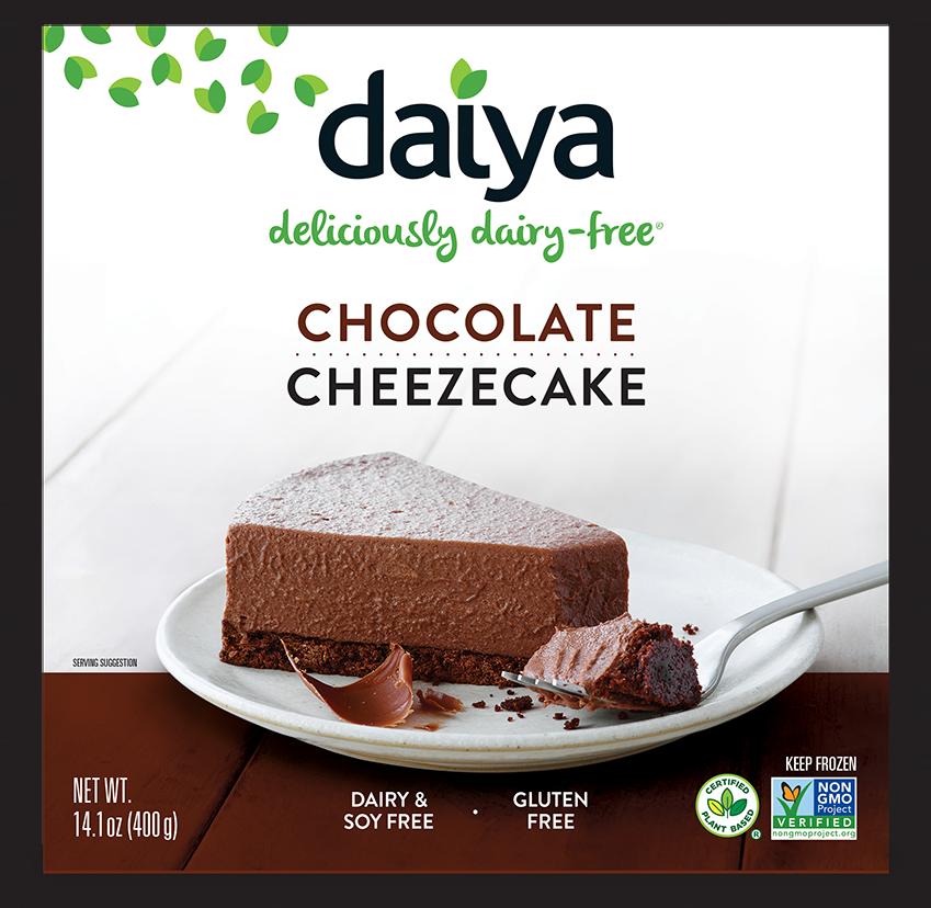Daiya - Chocolate Cheezecake
