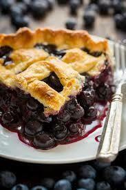 Harrow Pies - Blueberry