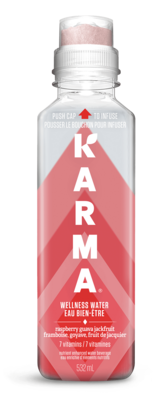 Karma -  Raspberry Guava Jackfruit  532ml