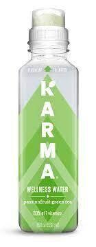 Karma -  Passionfruit Green Tea  532ml