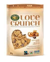 Love Crunch - 325g Salted Caramel Pretzel