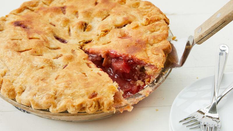 Frozen Harrow Pie - Strawberry/Rhubarb
