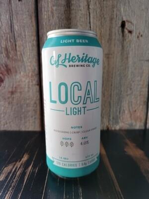 GL Heritage - LOCAL Light
