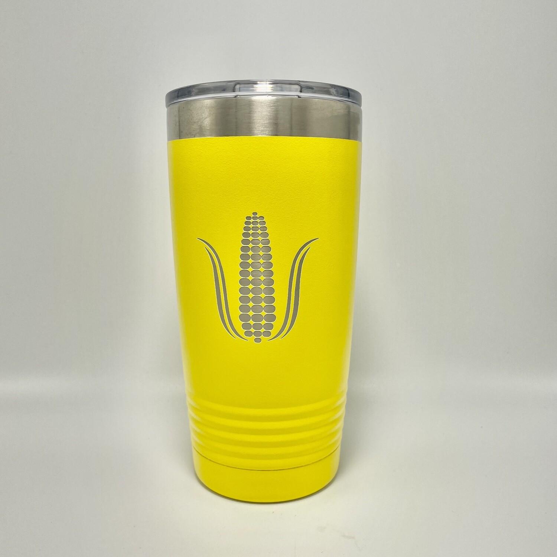 20oz Travel Mug (Yellow)