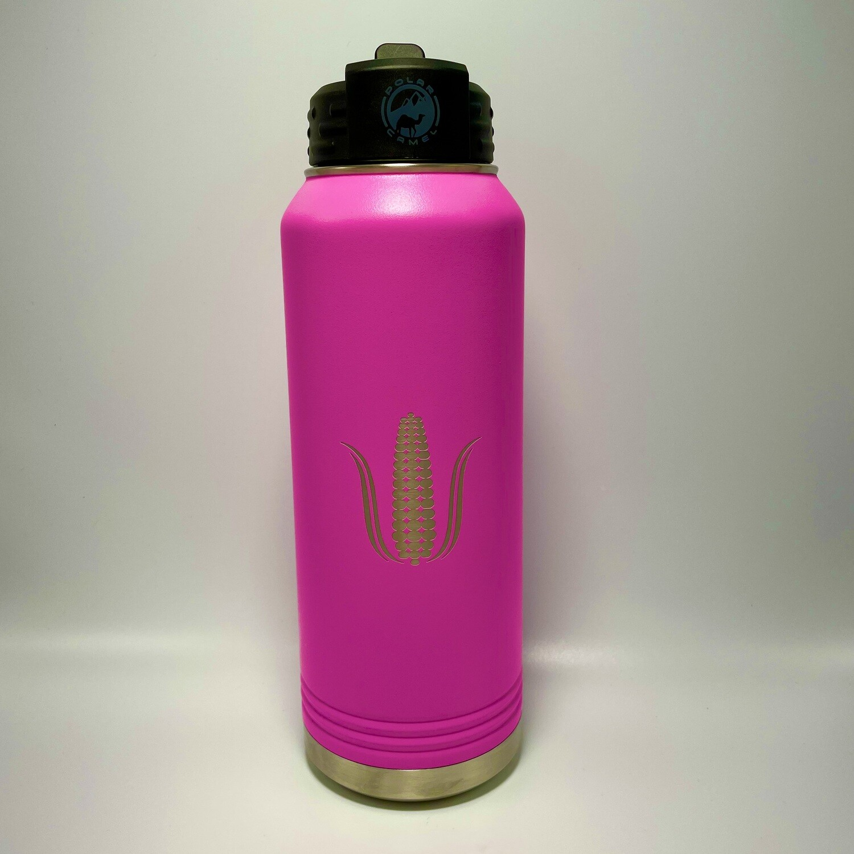 32oz Water Bottle (Pink)