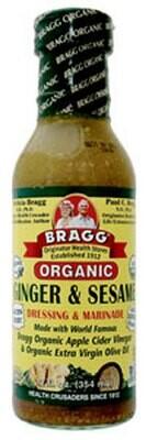 Bragg - Organic Ginger & Sesame Dressing