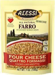 Alessi - Farro Four Cheese