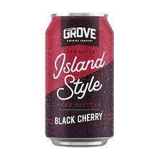 Grove - Black Cherry Seltzer