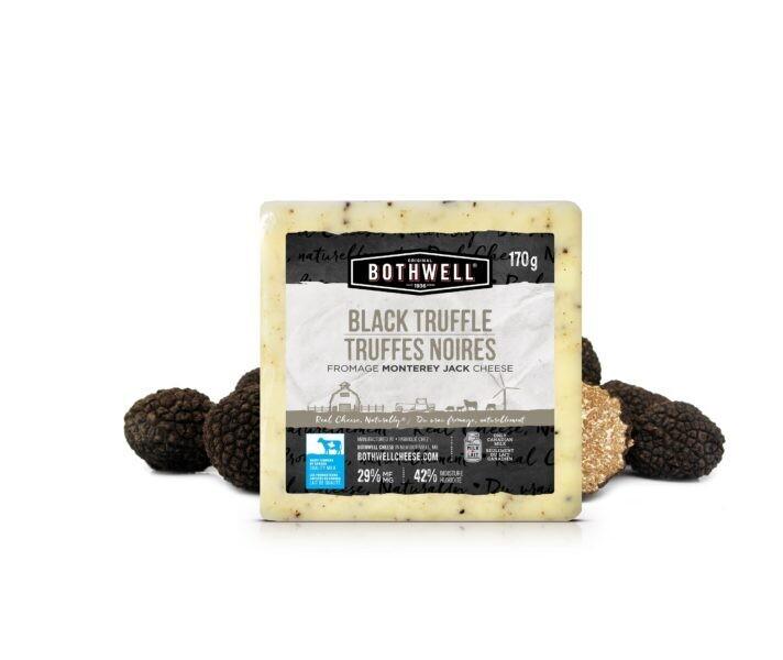Cheese -  Bothwell Black Truffle 170g