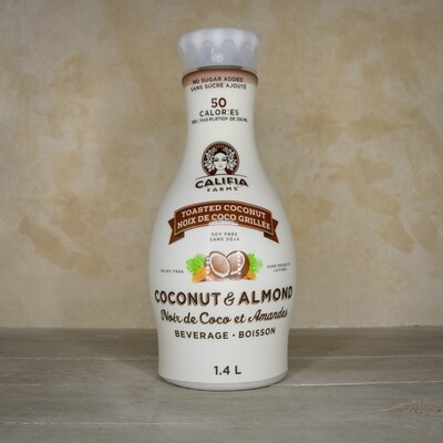 Califia - Coconut & Almond - Toasted Coconut  1.4L