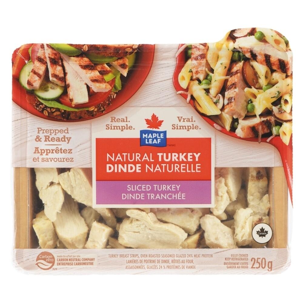 Natural Turkey - Sliced  250g