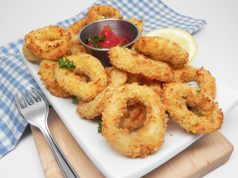 Dockside  - Breaded Calamari