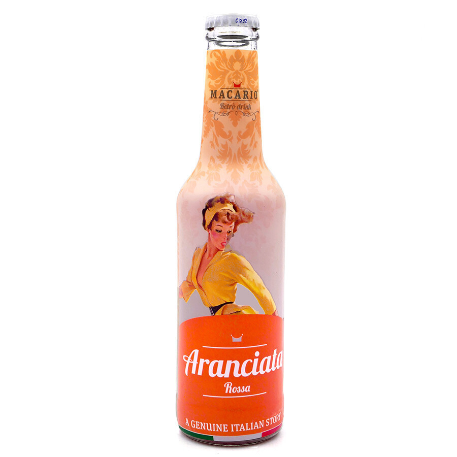 Macario - Aranciata  275ml
