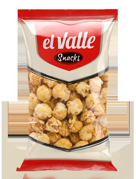 el Valle - Caramel Popcorn  130g