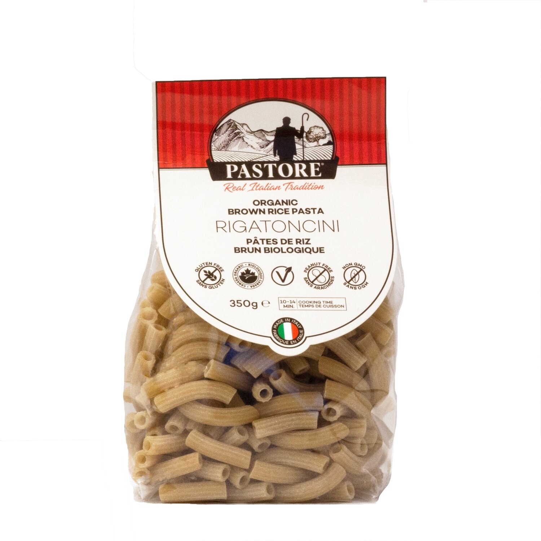 Pastore - Organic Brown Rice Pasta  350g