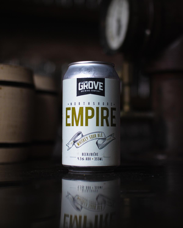 Grove - Empire (Whiskey Sour)