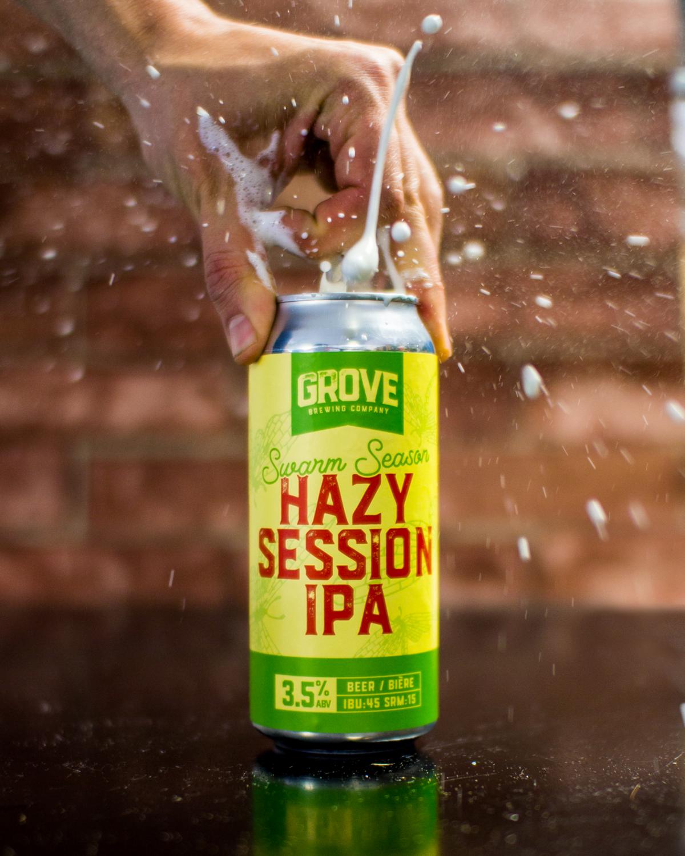 Grove - Swarm Season Hazy IPA