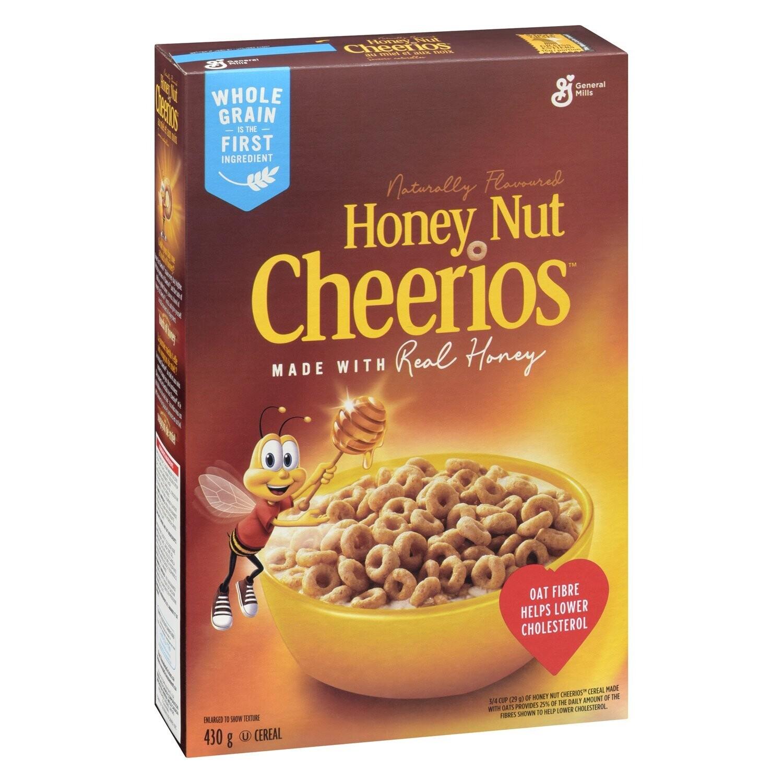 Honey Nut Cheerios  430g