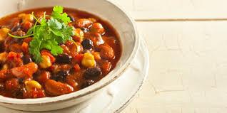 Vernon's Tap & Grill - Vegetarian Chili